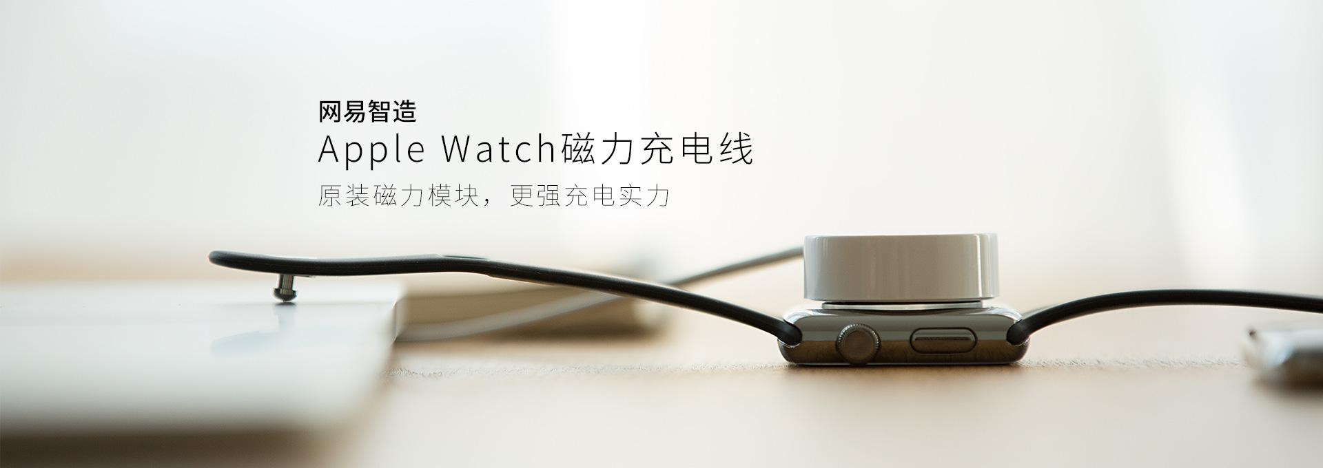 Apple Watch磁力充电线