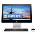 惠普 HP 23-q278cn 23英寸一体机电脑(i7-6700T 8G 2T 7200转 R7 A360 2G)